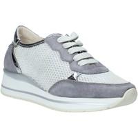 Cipők Női Rövid szárú edzőcipők Melluso HR20033 Szürke