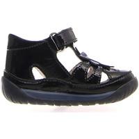 Cipők Gyerek Szandálok / Saruk Falcotto 1500812 04 Fekete