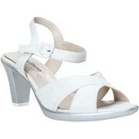 Cipők Női Szandálok / Saruk Melluso HR50137 Ezüst