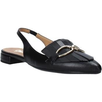 Cipők Női Balerina cipők  Grace Shoes 521T062 Fekete