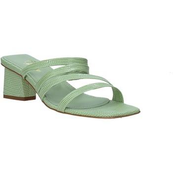 Cipők Női Szandálok / Saruk Grace Shoes 198004 Zöld