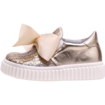 Cipők Lány Belebújós cipők Naturino 2012456 04 Barna