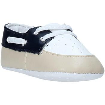 Cipők Gyerek Baba mamuszok Chicco 01065106000000 Fehér