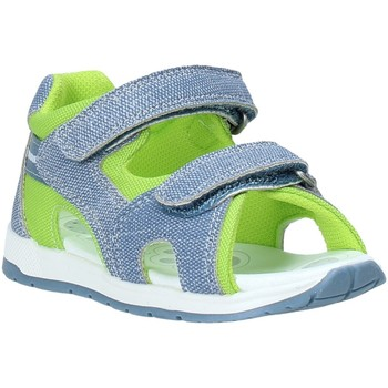 Cipők Gyerek Szandálok / Saruk Chicco 01063481000000 Kék
