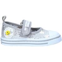 Cipők Lány Tenisz Primigi 7445522 Ezüst