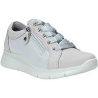 Cipők Női Rövid szárú edzőcipők Enval 7275011 Fehér