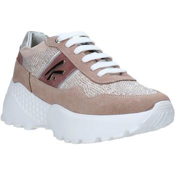 Cipők Női Rövid szárú edzőcipők Keys K-4300 Rózsaszín