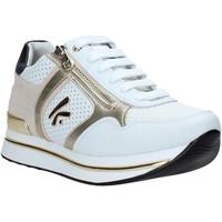 Cipők Női Rövid szárú edzőcipők Keys K-4350 Fehér