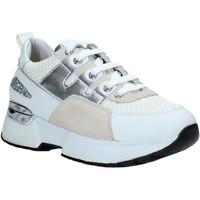 Cipők Női Rövid szárú edzőcipők Keys K-4400 Fehér