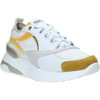 Cipők Női Rövid szárú edzőcipők Keys K-4451 Fehér