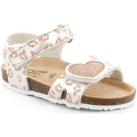 Cipők Lány Szandálok / Saruk Grunland SB1720 Rózsaszín