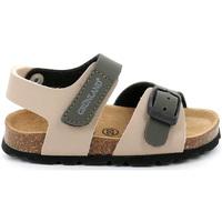 Cipők Gyerek Szandálok / Saruk Grunland SB0231 Bézs