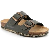 Cipők Gyerek Papucsok Grunland CB2651 Zöld