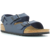 Cipők Gyerek Szandálok / Saruk Birkenstock 233083 Kék