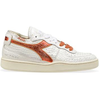 Cipők Női Rövid szárú edzőcipők Diadora 201177159 Fehér