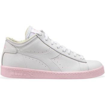 Cipők Női Rövid szárú edzőcipők Diadora 501177636 Fehér