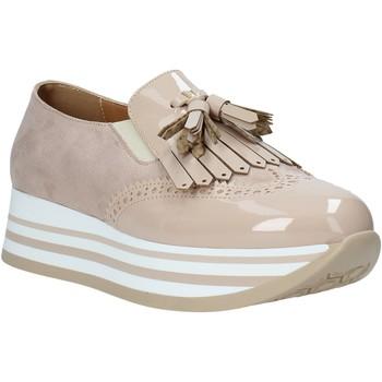 Cipők Női Mokkaszínek Grace Shoes MAR016 Rózsaszín