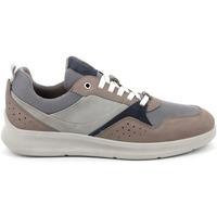 Cipők Férfi Rövid szárú edzőcipők Grunland SC5100 Szürke