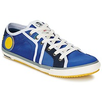 Cipők Férfi Rövid szárú edzőcipők Diesel Basket Diesel Kék