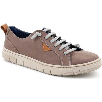 Cipők Férfi Rövid szárú edzőcipők Grunland SC5190 Barna
