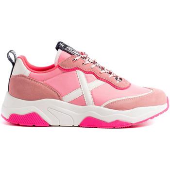 Cipők Női Rövid szárú edzőcipők Munich 8770051 Rózsaszín