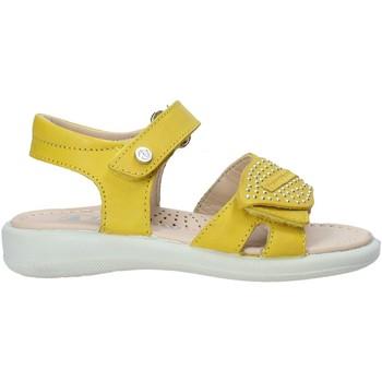 Cipők Lány Szandálok / Saruk Naturino 502731 01 Sárga