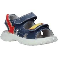 Cipők Gyerek Szandálok / Saruk Naturino 502762 01 Kék