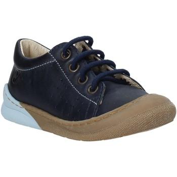 Cipők Gyerek Rövid szárú edzőcipők Naturino 2014853 01 Kék
