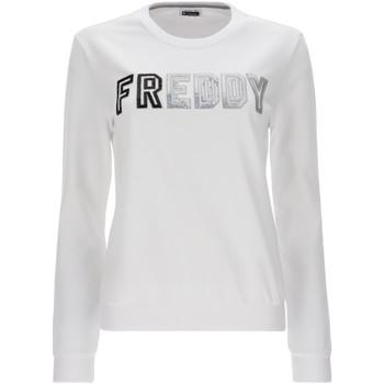 Ruhák Női Pulóverek Freddy S1WCLS4 Fehér