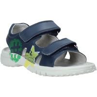 Cipők Gyerek Szandálok / Saruk Naturino 502849 01 Kék