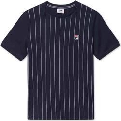 Ruhák Gyerek Rövid ujjú pólók Fila 688809 Kék
