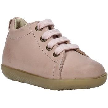 Cipők Lány Magas szárú edzőcipők Falcotto 2014581 01 Rózsaszín
