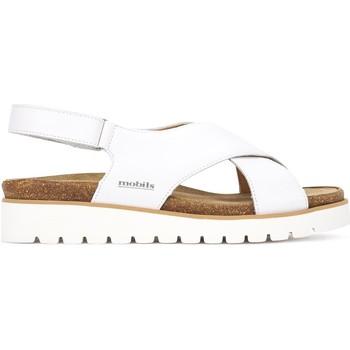 Cipők Női Szandálok / Saruk Mephisto P5131063 Fehér