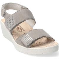 Cipők Női Szandálok / Saruk Mephisto P5133902 Szürke