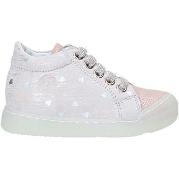 Cipők Lány Magas szárú edzőcipők Falcotto 2014601 03 Bézs