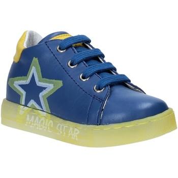 Cipők Gyerek Rövid szárú edzőcipők Falcotto 2014645 01 Kék