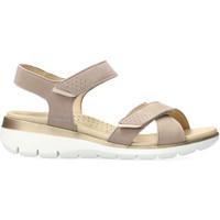 Cipők Női Szandálok / Saruk Mephisto P5136758 Bézs