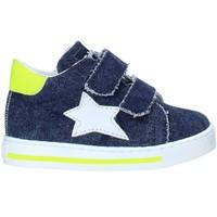 Cipők Gyerek Rövid szárú edzőcipők Falcotto 2015350 13 Kék
