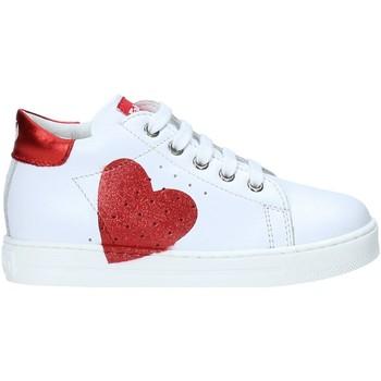 Cipők Lány Rövid szárú edzőcipők Falcotto 2012816 07 Fehér