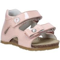 Cipők Lány Szandálok / Saruk Falcotto 1500821 04 Rózsaszín