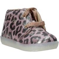 Cipők Lány Magas szárú edzőcipők Falcotto 2012821 12 Rózsaszín