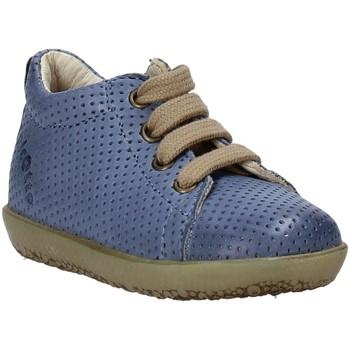 Cipők Fiú Csizmák Falcotto 2014581 02 Kék