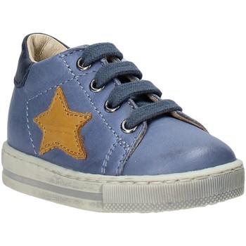 Cipők Gyerek Rövid szárú edzőcipők Falcotto 2014607 01 Kék