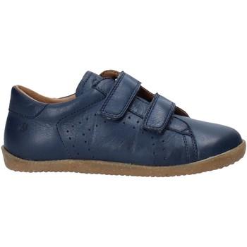 Cipők Gyerek Rövid szárú edzőcipők Naturino 2013519 01 Kék