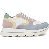 Cipők Női Rövid szárú edzőcipők Café Noir DB5210 Rózsaszín