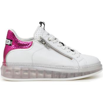 Cipők Női Rövid szárú edzőcipők Café Noir DE1310 Fehér