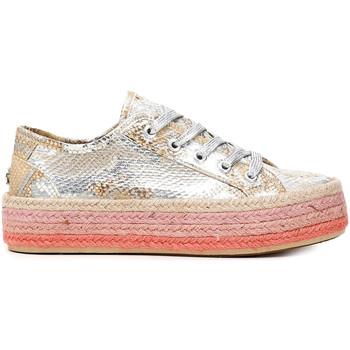 Cipők Női Rövid szárú edzőcipők Café Noir DG9570 Sárga