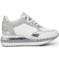 Cipők Női Rövid szárú edzőcipők Café Noir DN1410 Fehér