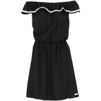 Ruhák Női Rövid ruhák Café Noir JA6090 Fekete