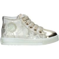 Cipők Lány Magas szárú edzőcipők Falcotto 2013571 10 Arany
